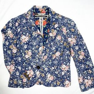 Anthropologie Daughters Of The Liberation jacket.